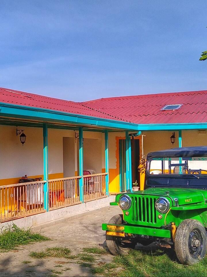 Arquitectura y transporte tradicional