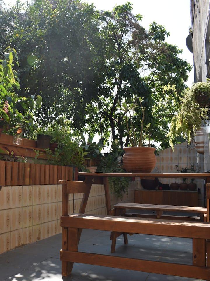 Parte dell veranda