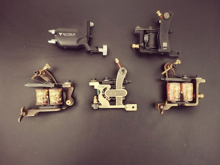 Tattoo Machines for you to use