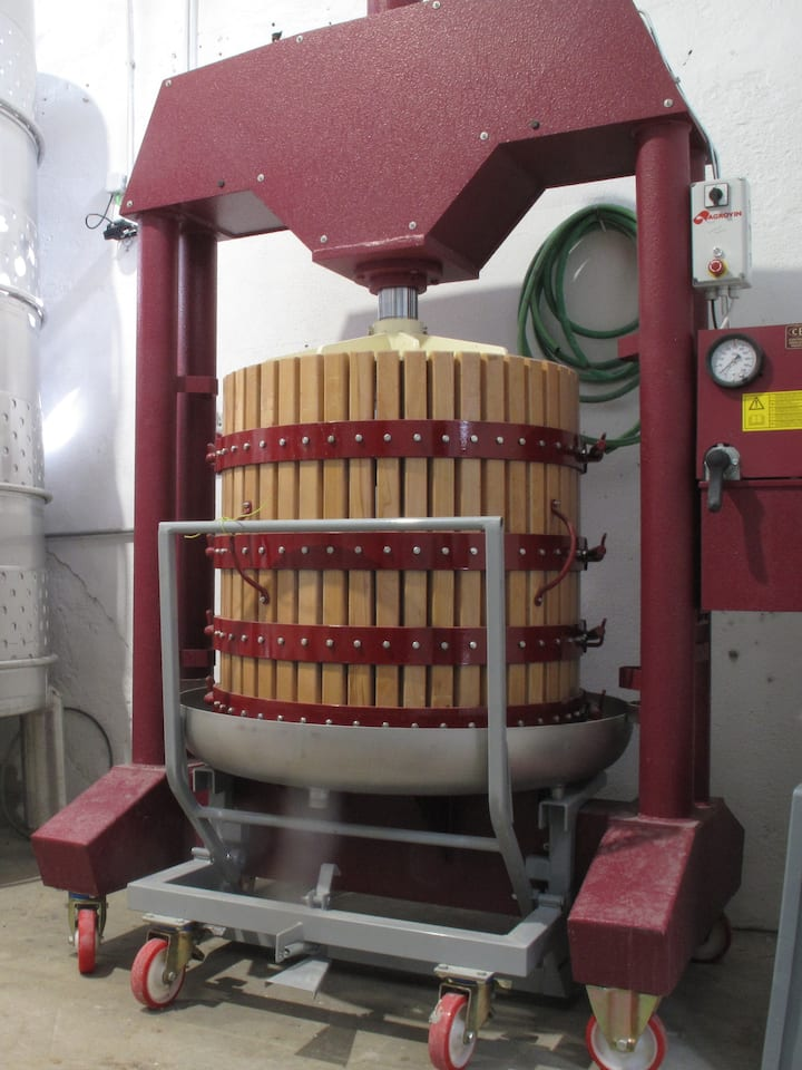 Cellar equipment