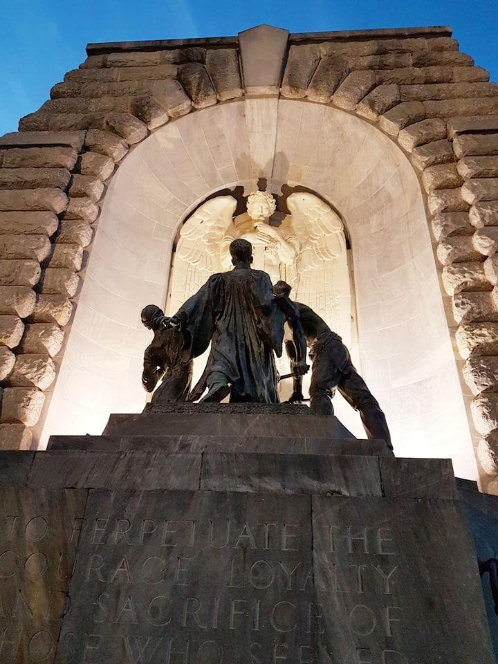 War Memorial Adelaide