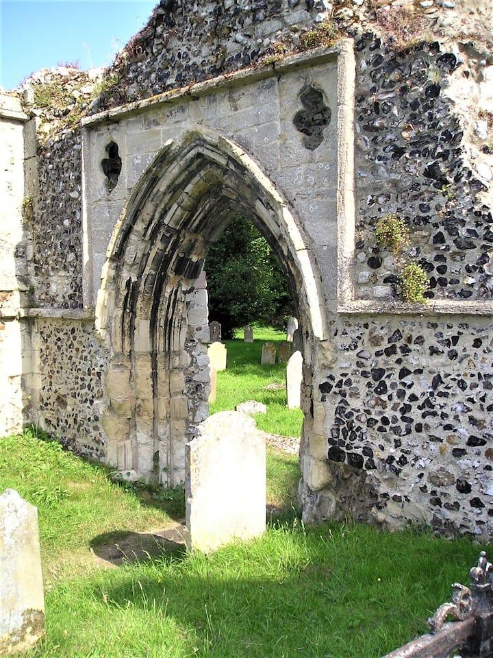 Benedictine Cloister
