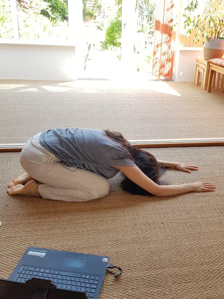 Gentle stretches
