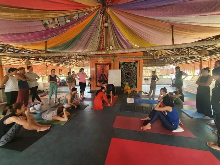 YOGA teacher training Varkala
