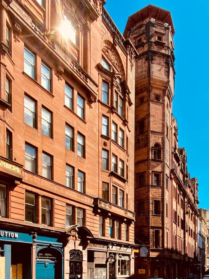 Exquisite Architecture of Edinburgh