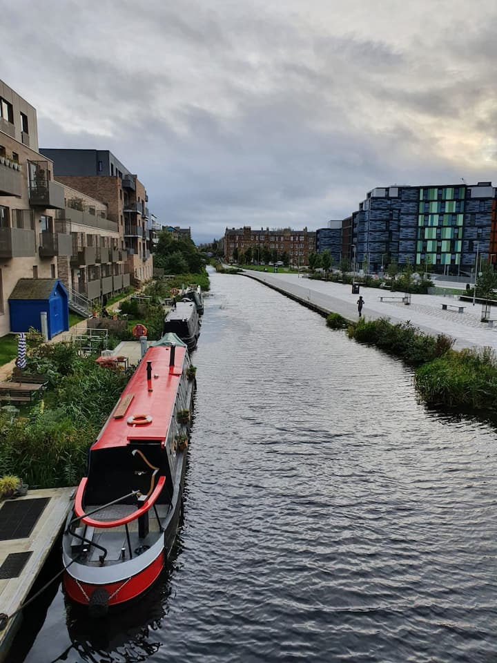 Edinburgh Canal