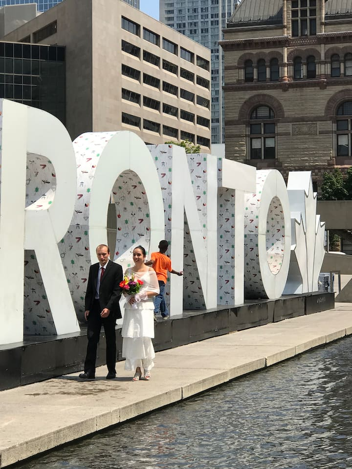 The Toronto Sign