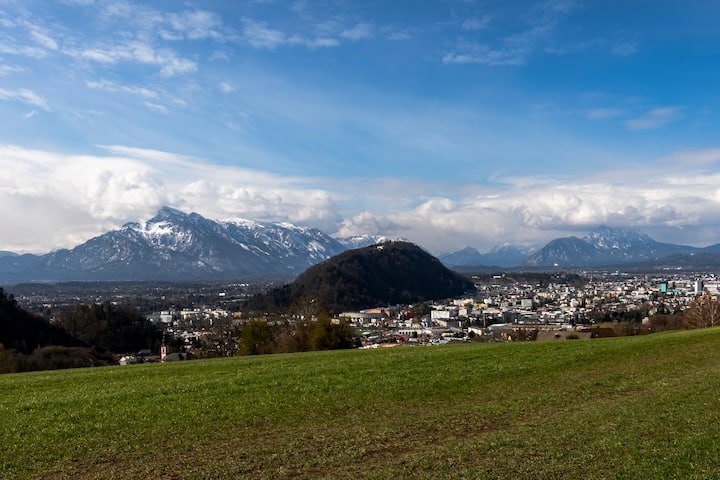 Blick vom Gaisberg