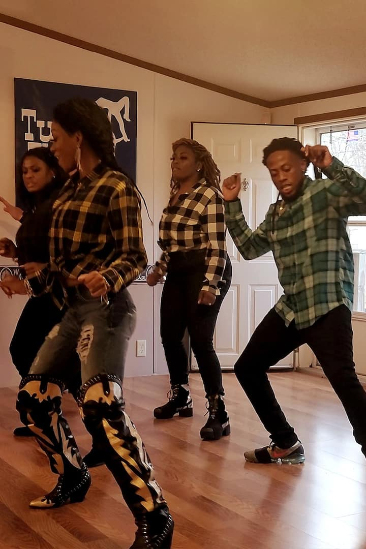 Make your line dance your own