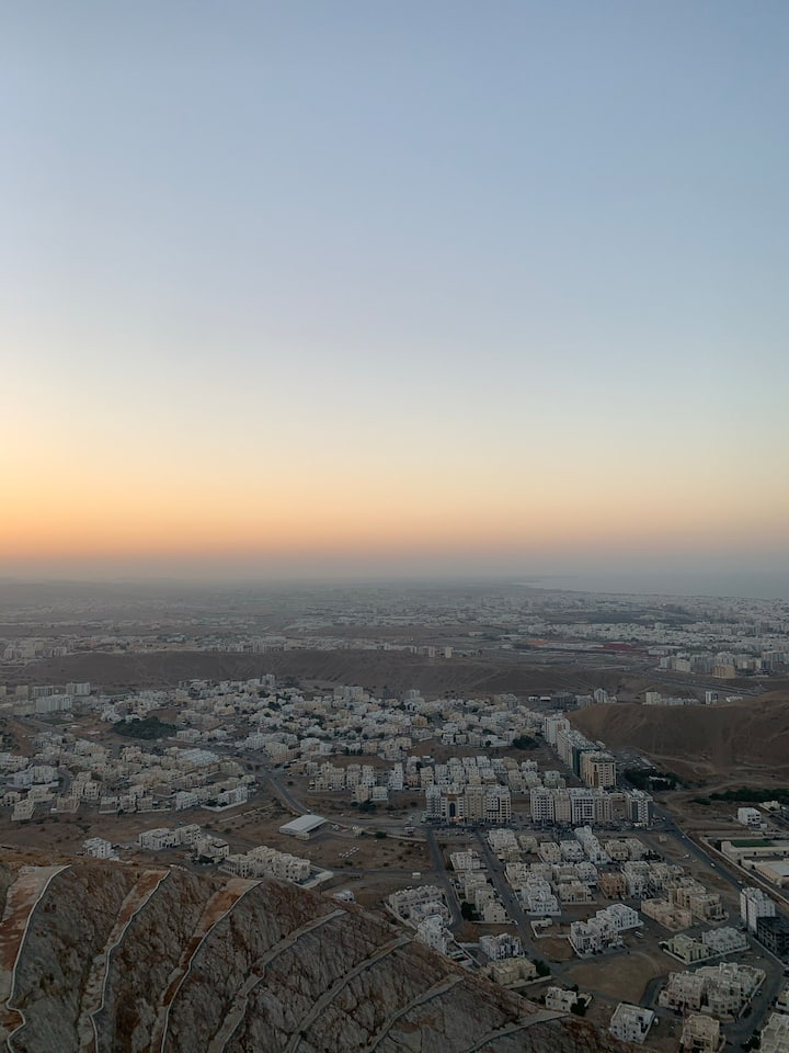 Muscat view point