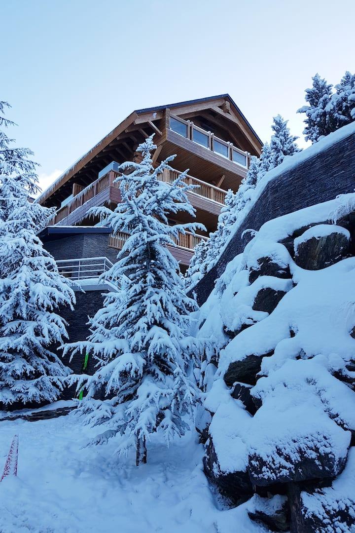 Hotel Lodge 5 estrellas. Las mejores vistas