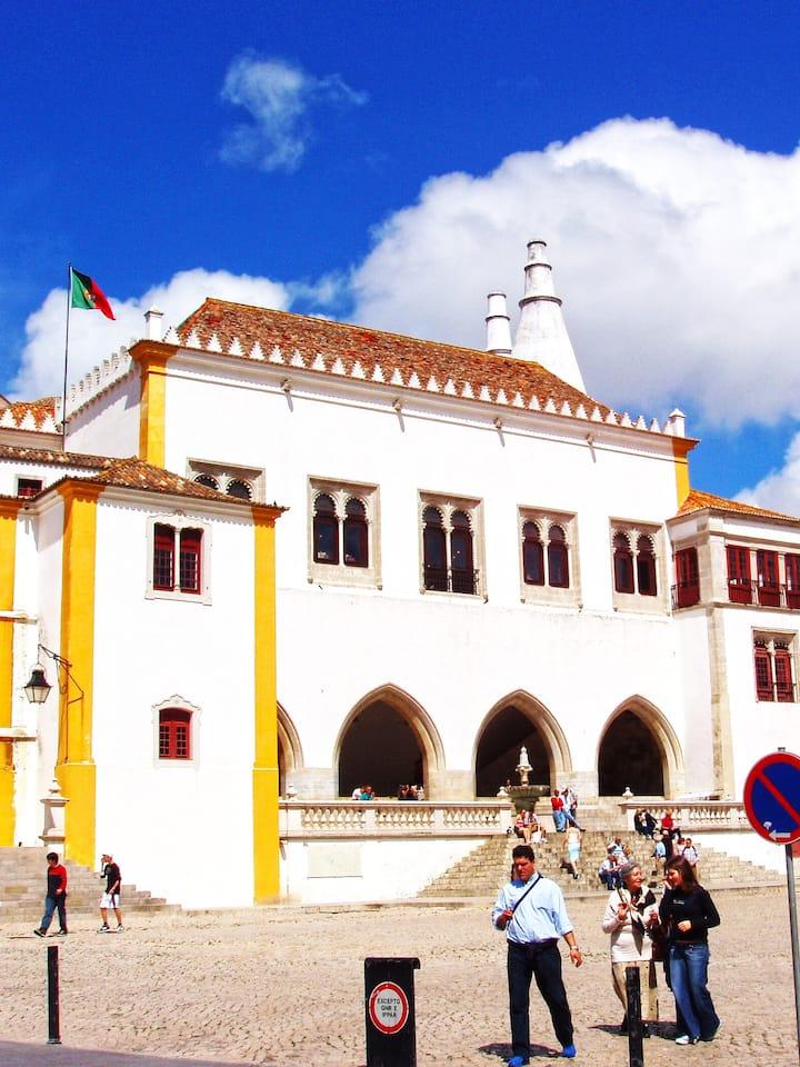 Sintra National palace Sintra, Portugal