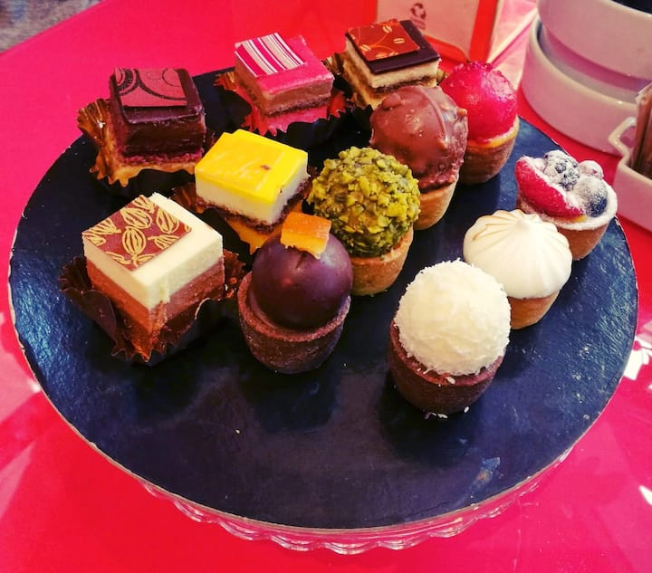 mignon desserts
