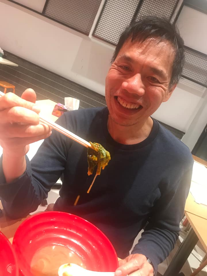 Albert from Singapore - Foraged Soup