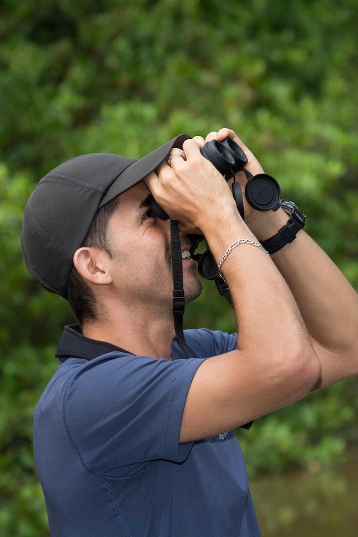 Bird watching in Costa Rica !