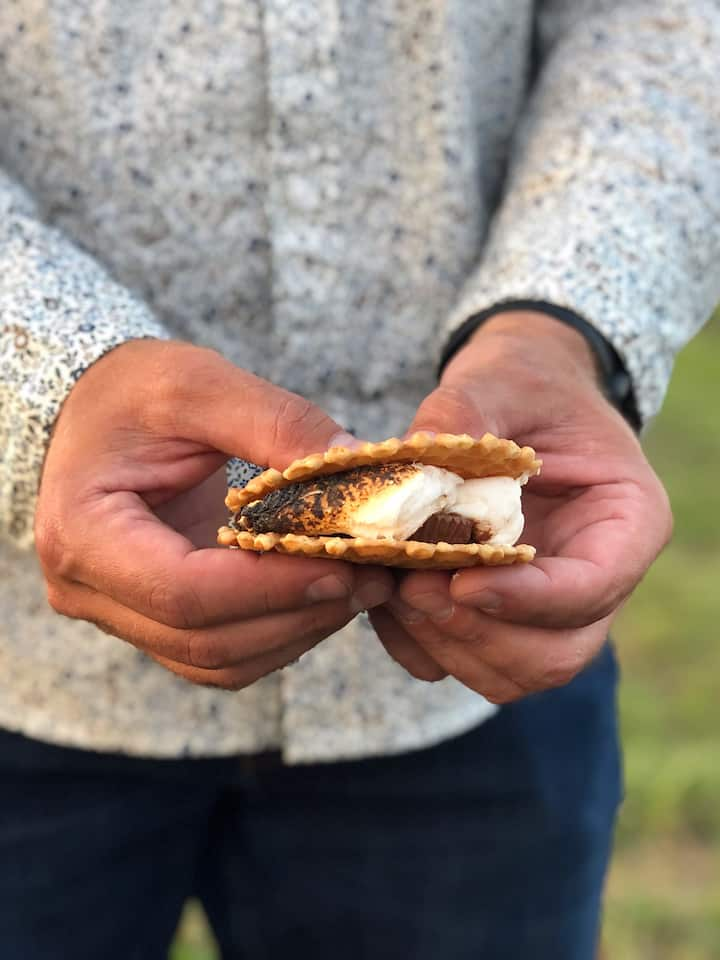 Your s'more is waiting!