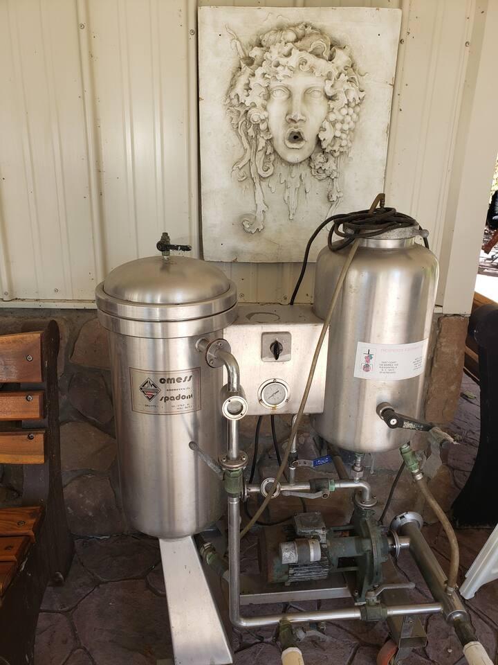 Cherry Valley distiller