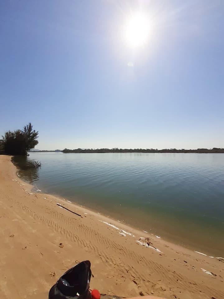 Vista Rio Araranguá