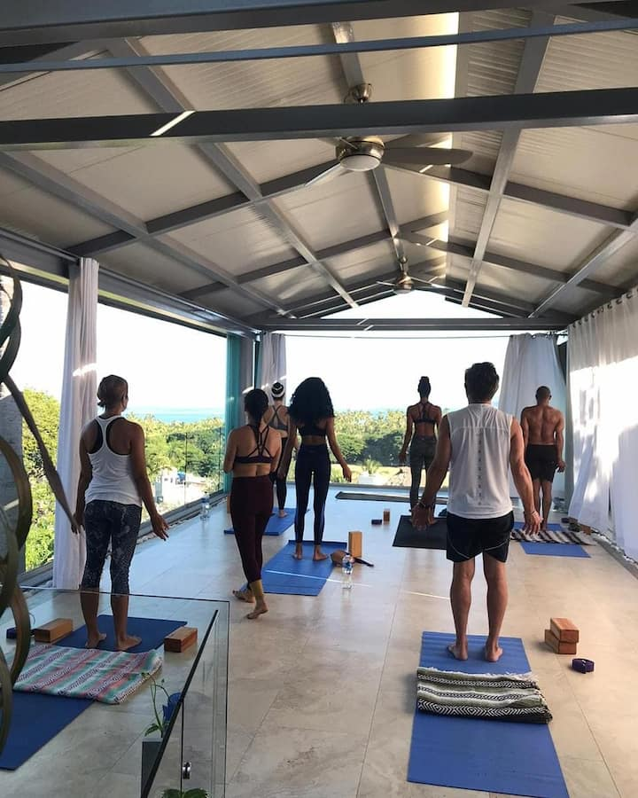 Vinyasa practice