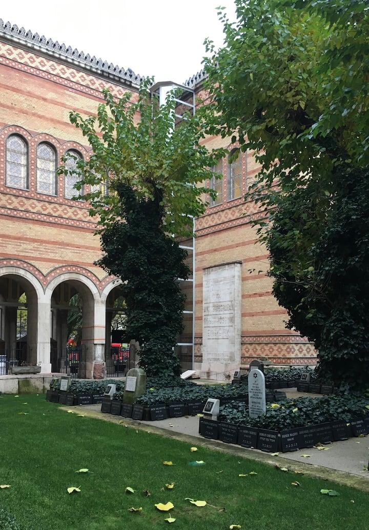 Garden of the Synagogue