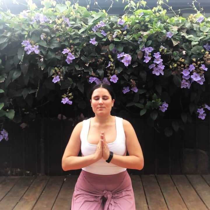 YTT 200 certificada por Yoga Alliance