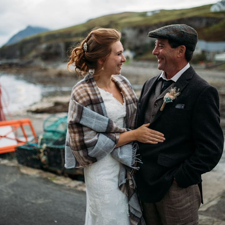 Learn about Highland wedding traditions