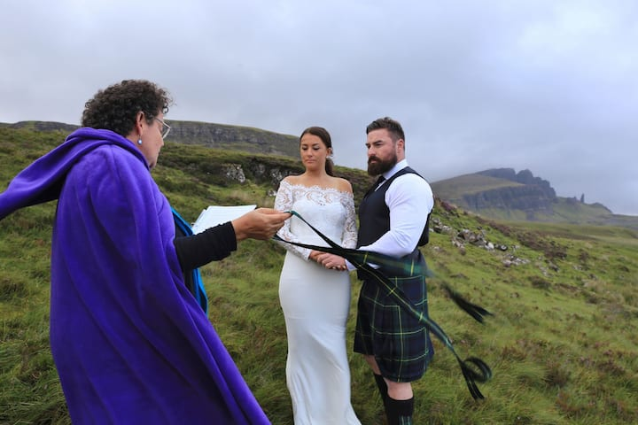 Try Highland handfasting a tradition