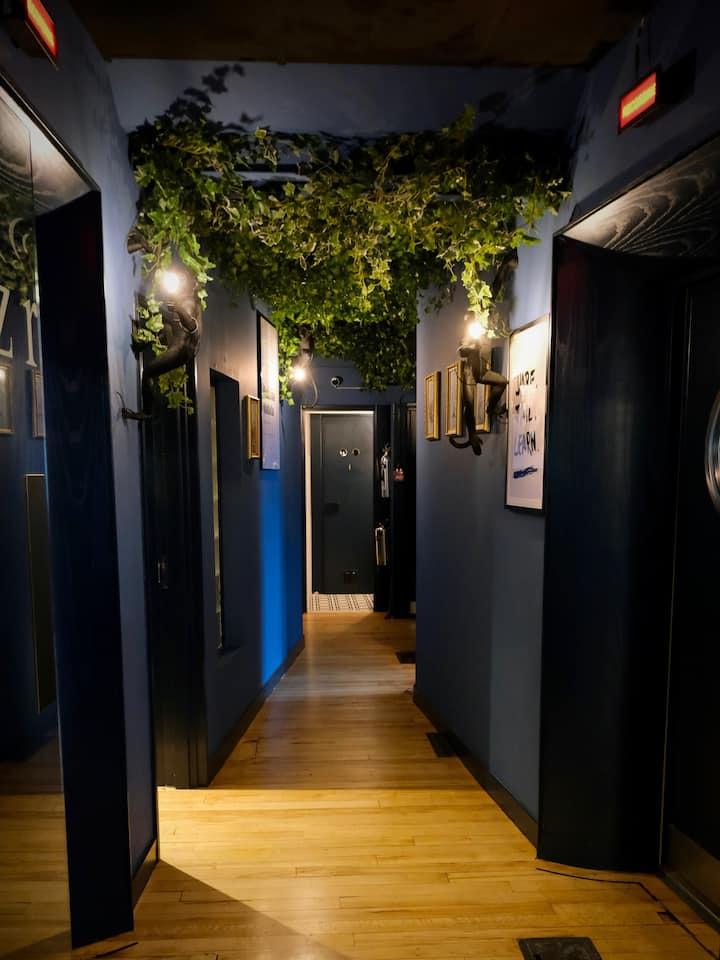 The studios