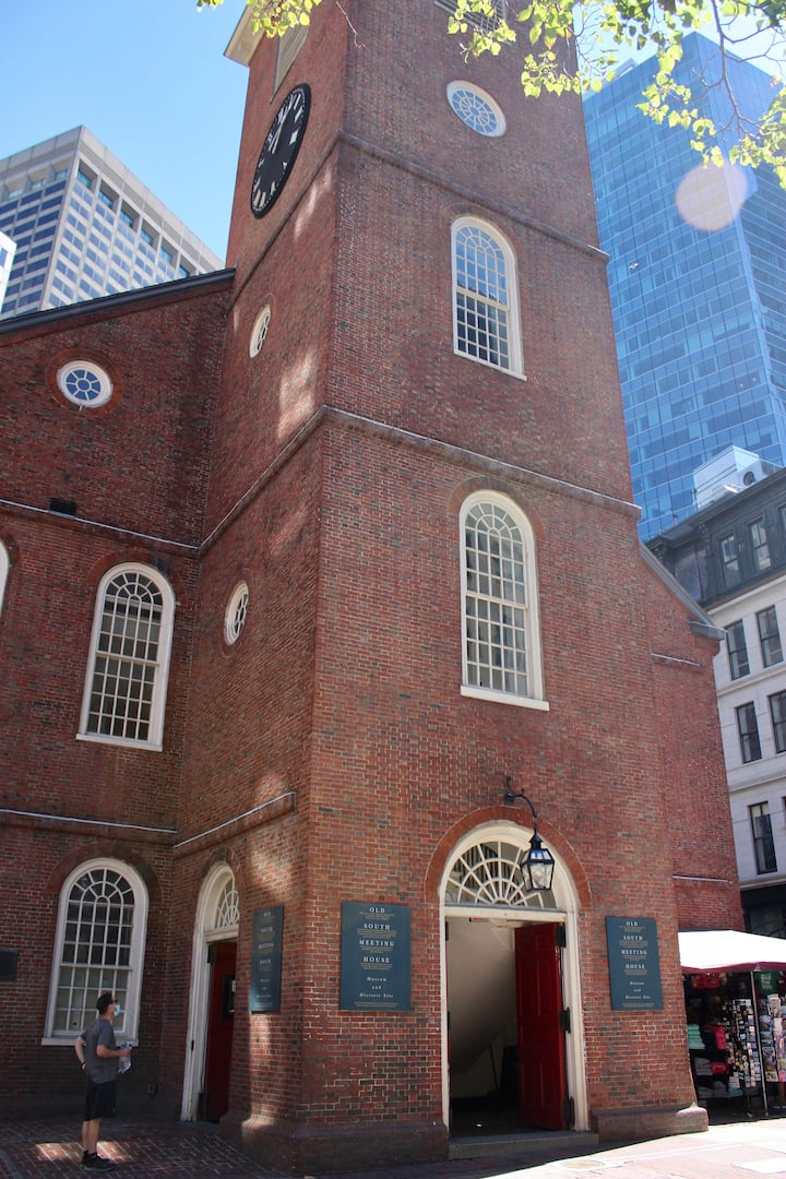 The Old South Meeting House