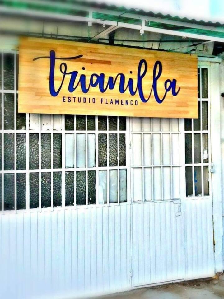 Trianilla Flamenco studio