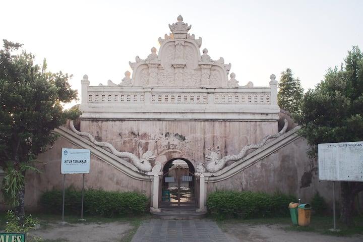 Tamansari or Water Castle