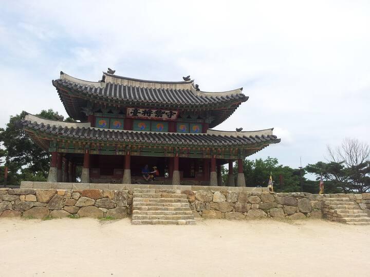 Sueojangdae Post, World heritage