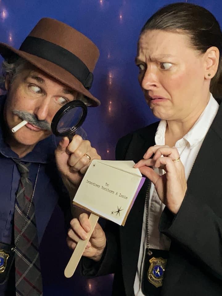 Detectives Locke & Bockhorn lead the way
