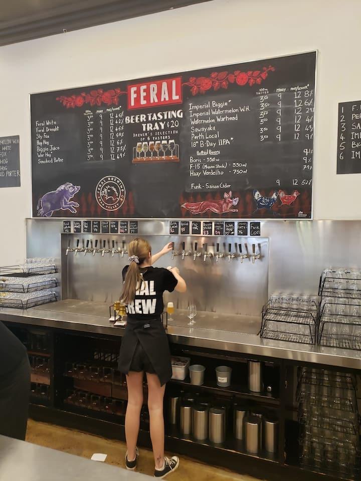 Visit Swan Valley's best craft breweries