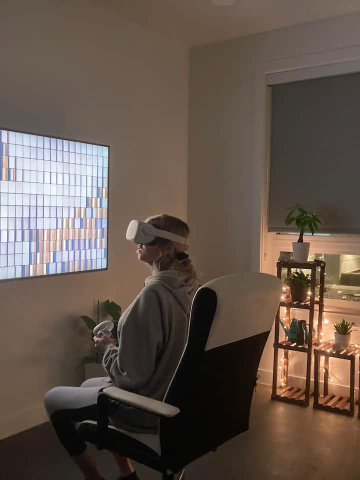 Wireless VR Space