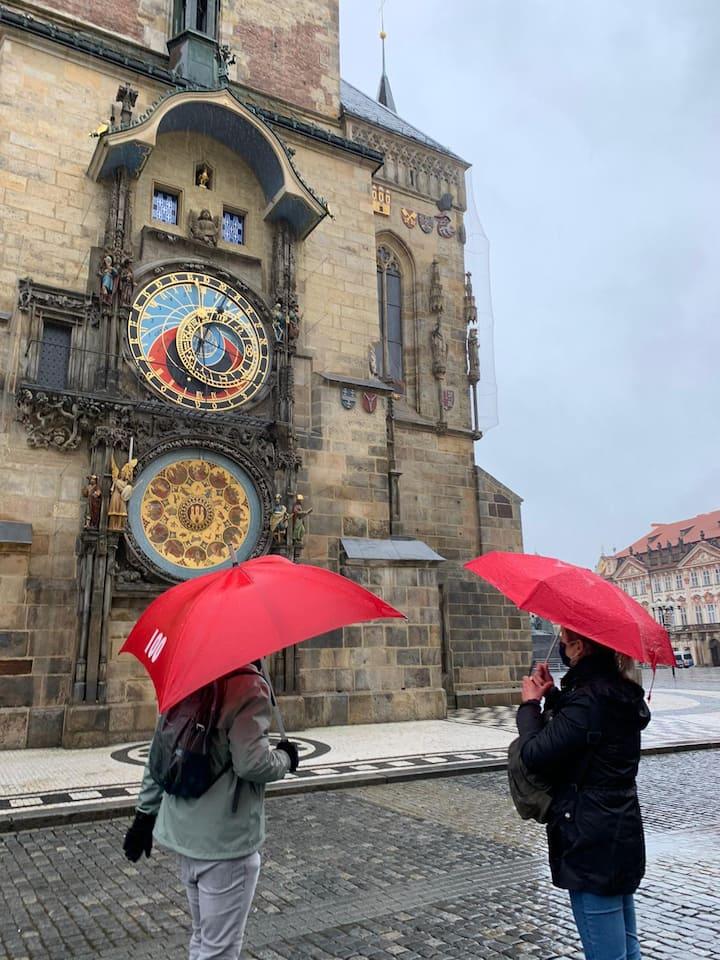 Explaining Astronomical Clock