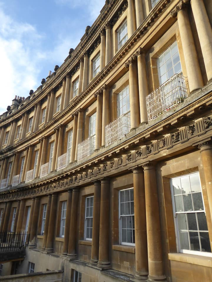 My favourite street in Bath!