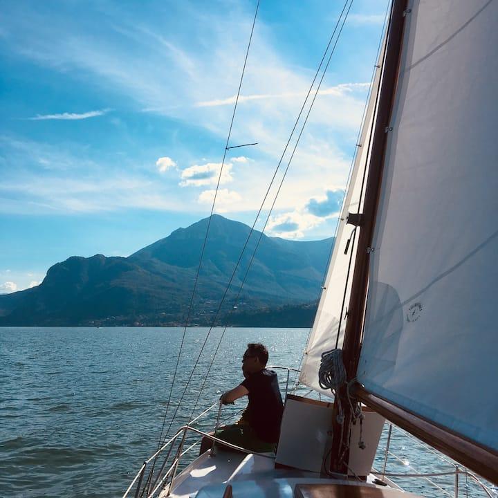 Sail and panorama