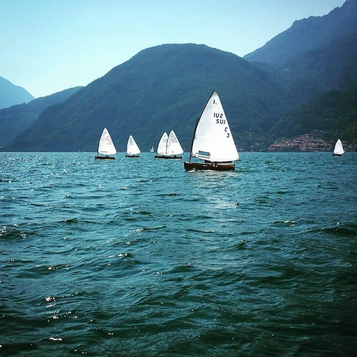 Sailing zone