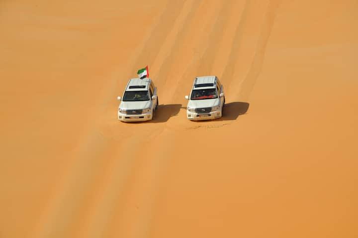 Dune Drive Fun