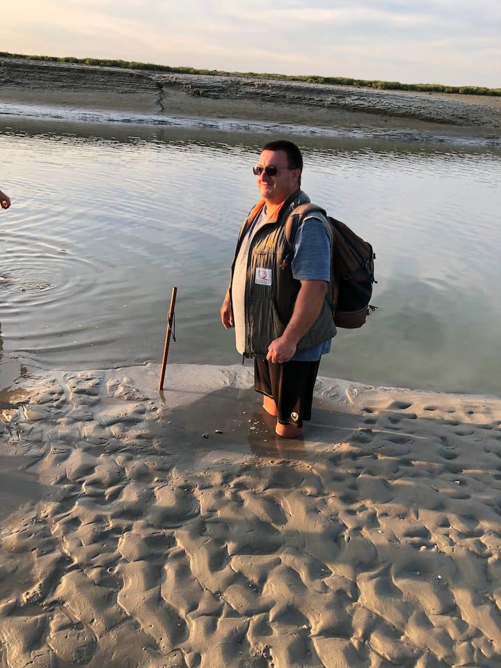 Explication des sables mouvants par Alex