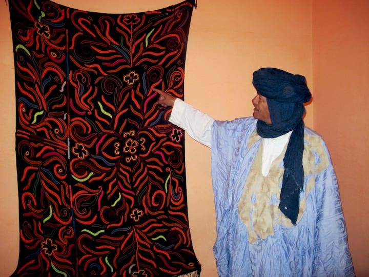 Mystery cloth