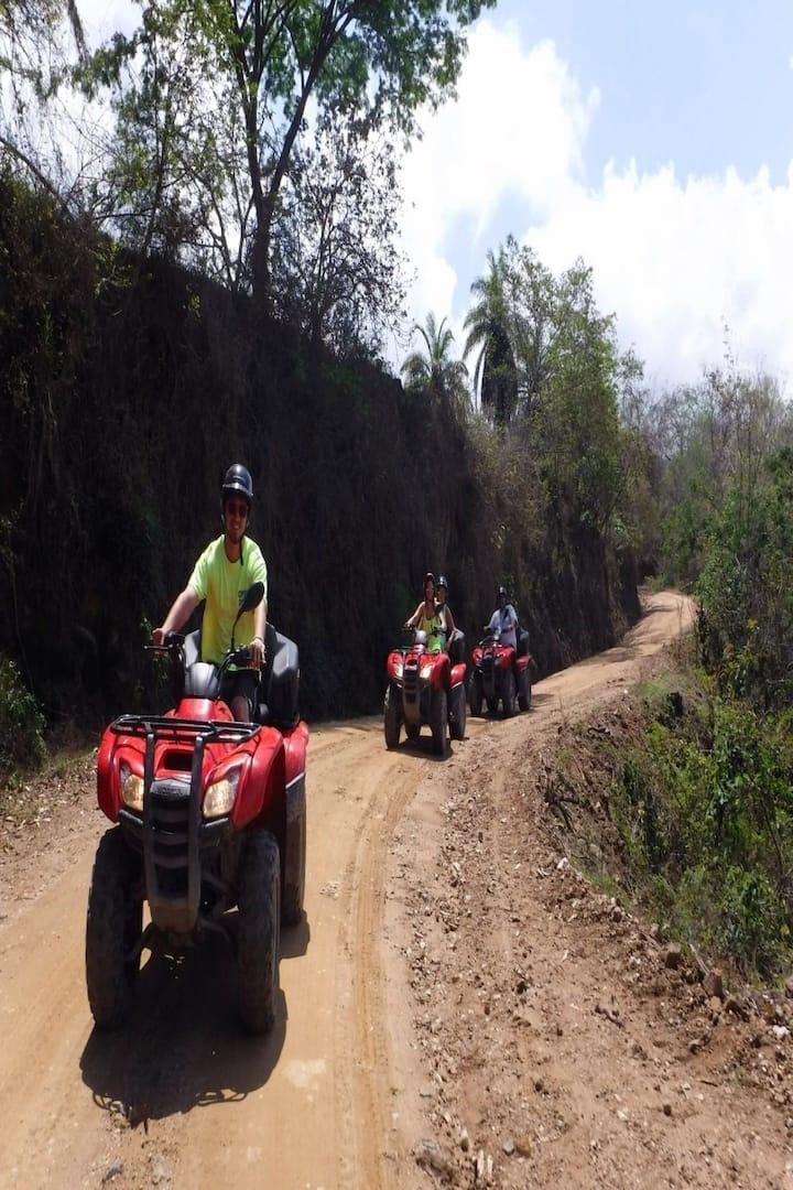 Un tour lleno de adrenalina y diversión