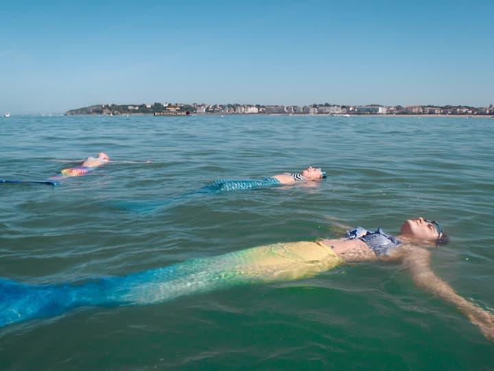 Anniversaire de Sirène à Socoa
