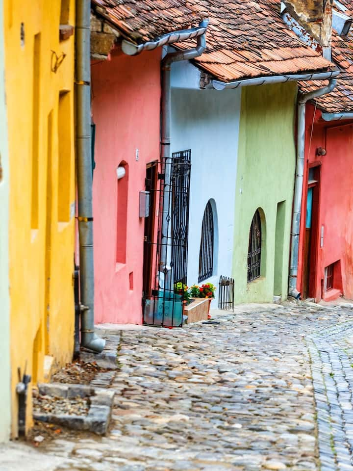 Streets of Transylvania
