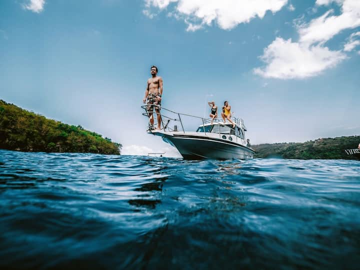 Private Speed Boat from Bali