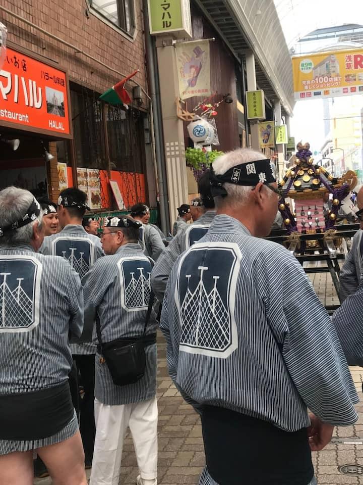 Asakusa Sanja Festival