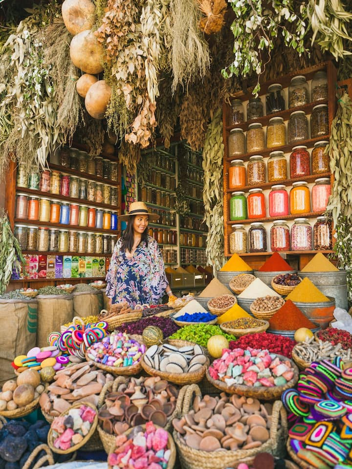 Souks with your Marrakech Photographer
