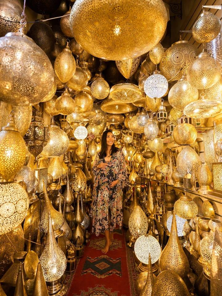Maternity Photoshoot in Marrakech