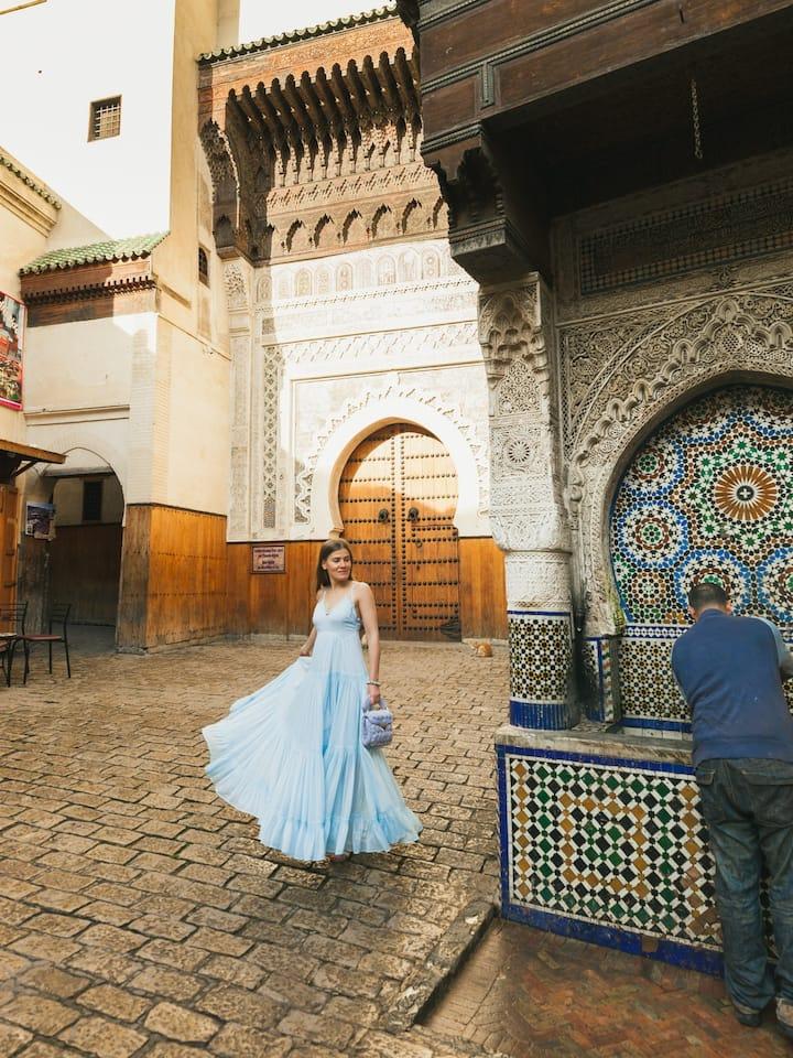 Medina, Marrakech Photographer